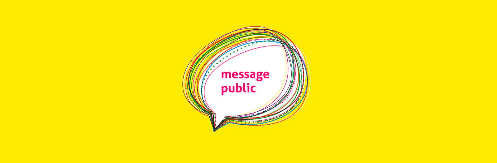message-public